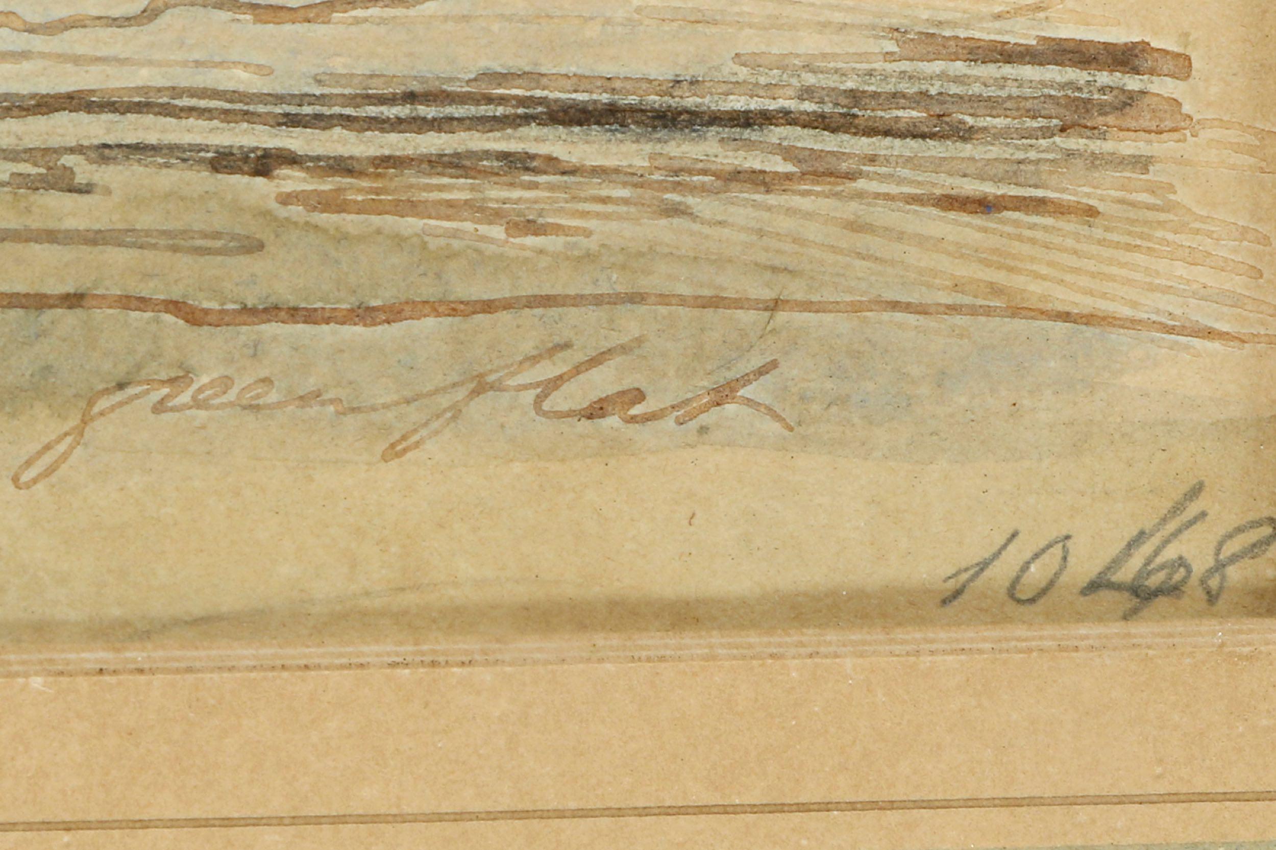 Lot 103 - EDWARD LEAR (BRITISH 1812 - 1888)