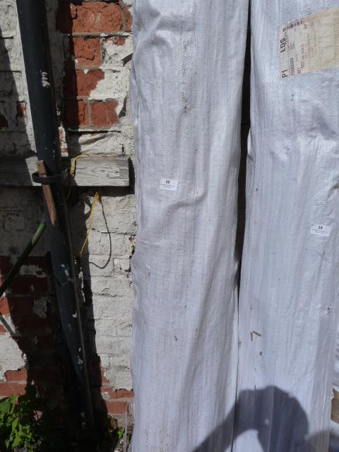 Lot 20 - *Bundle of Bamboo 212cm Tall