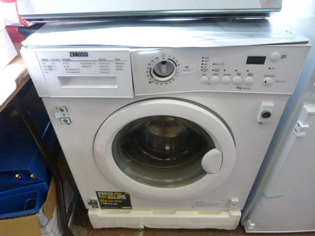 Lot 41 - *Zanussi Washing Machine