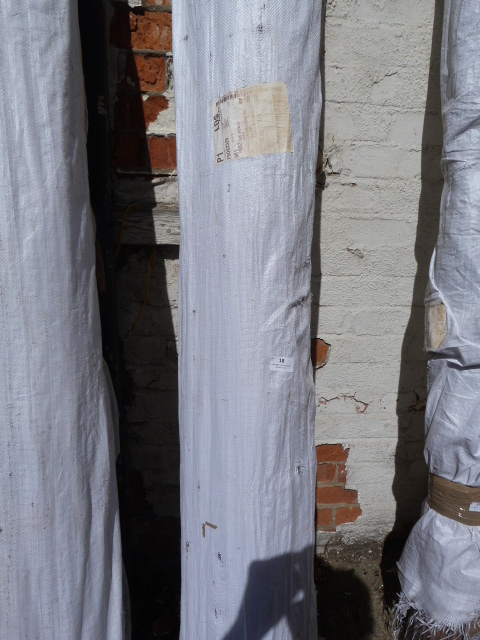 Lot 18 - *Bundle of Bamboo 240cm Tall