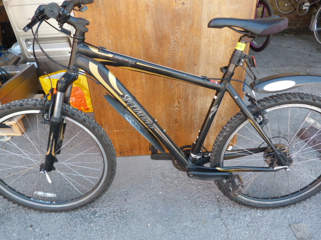 Lot 4 - Hard Rock Mountain Bike