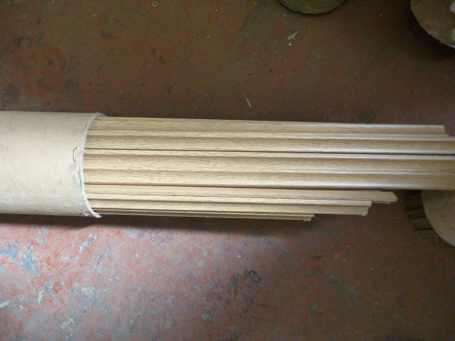 "Lot 34 - *Tube of Edging Strips (Approx 98"")"