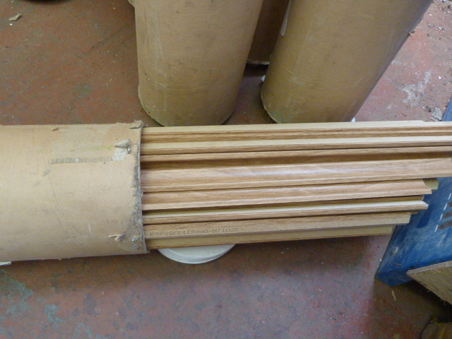 "Lot 32 - *Tube of Edging Strips (Approx 98"")"