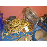 Lot Of Extension Cords,