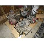 Lot Of Honda GX270 Motors