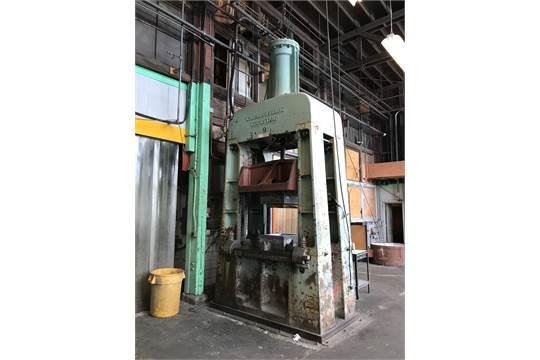 Chambersburg CECOSTAMP Pneumatic Drop Hammer Press