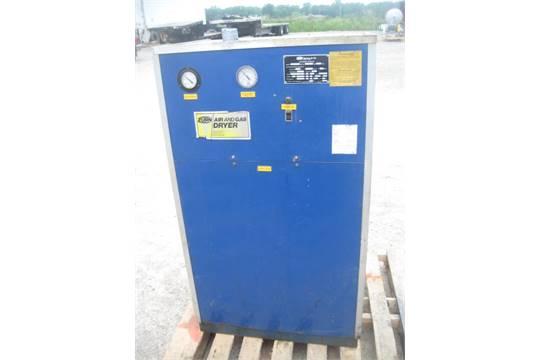 ZURN AIR DRYER, Model R40A, S/N R11006, 230 V, 3 PH, 60 HZ