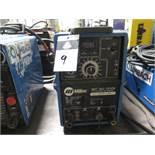 Miller XMT 300 CC/CV DC Inverter Arc Welder s/n KG081127 (SOLD AS-IS - NO WARRANTY)