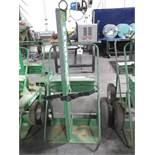 Saf-T-Cart Welding Torch Cart (SOLD AS-IS - NO WARRANTY)