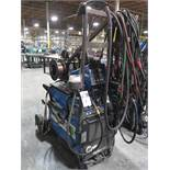 Miller PipeWorx 400 Arc welding Source s/n MD100033G w/ Miller PipeWorx Dual Feed Wire, SOLD AS IS
