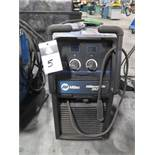 Miller Millermatic 252 Arc Welding Power Source and Wire Feeder s/n ME270263N (SOLD AS-IS - NO