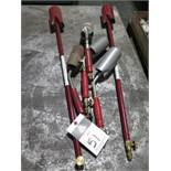 Heating Torches (SOLD AS-IS - NO WARRANTY)