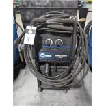 Miller Millermatic 252 Arc Welding Power Source and Wire Feeder s/n MF330300N (SOLD AS-IS - NO