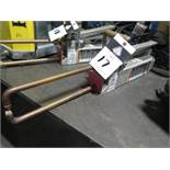 Miller LMSW-52 2.5kVA Portable Spot Welder s/n MJ159132N (SOLD AS-IS - NO WARRANTY)