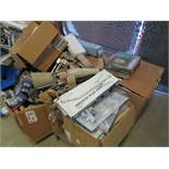 LOT - (2) PALLETS W/ MEDICAL SUPPLIES TO INCLUDE: BRACES, WALKERS, EXERCISE AND REHAB ITEMS