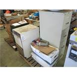 LOT - PALLET W/ (1) ICE MAKER, (1) CABINET AND (1) BAG SEALER