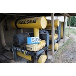 Lot 50 - KAESER EB 420 BLOWERS