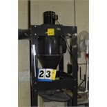 Lot 23A - DAYTON DUST COLLECTOR, 5 HP, W/ NHO IP54 CONTROL