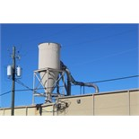 Lot 52 - CYCLONE DUST COLLECTOR, 11000 CFM
