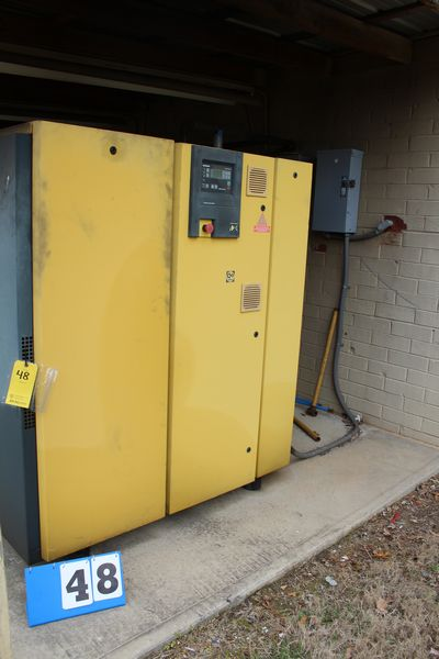 Lot 48 - KAESER AIR COMPRESSOR