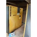 Lot 47 - KAESER BSD50 AIR COMPRESSOR