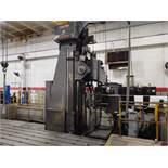 Carlton CNC Floor Type Horizontal Boring Mill
