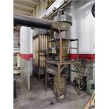 Aget Cyclone and Baghouse Dust Collector