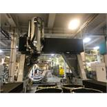 2009 Flow 4 Spindle Multi Axis CNC Gantry Drill