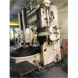 King 72in Vertical Boring Mill Turret Lathe Milling Machine