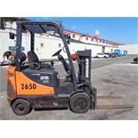 Doosan GC25P-5 5,000lb Forklift