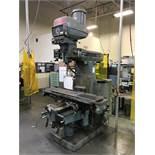Bridgeport Series ll Vertical Milling Machine