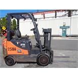 Doosan GP25P-5 3,620lb Forklift