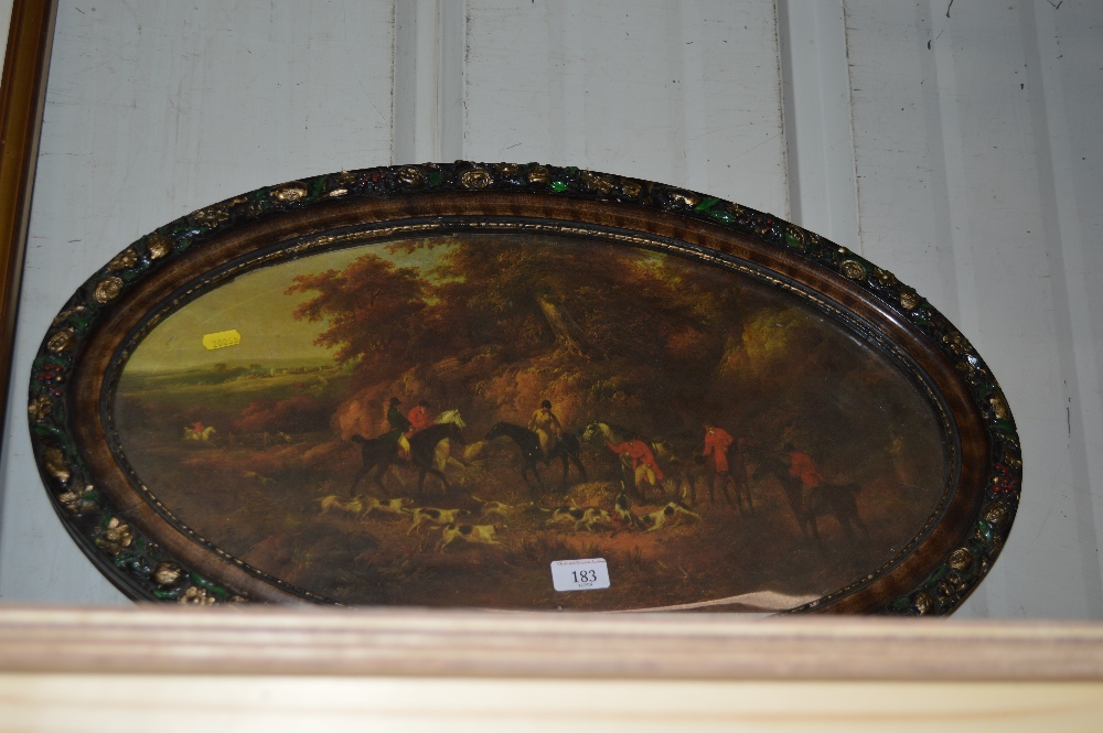 """Lot 183 - After George Morland, coloured print entitled """"The"""