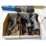 LOT: (2) Supco Model F-32X Pneumatic Finish Nailers
