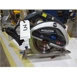 Evolution 2900 RPM Electric Circular Saw