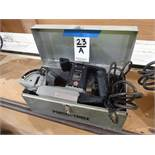 Porter Cable Model 555 Plate Joiner