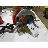 Skilsaw 2.3 HP, 12 Amp Model 5400 Electric Circular Saw