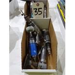 LOT: (4) Assorted Pneumatic Tools