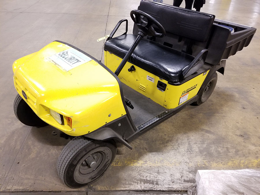 CUSHMAN COMMANDER GOLF CART - Image 6 of 7