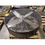 STRONGWAY 48'' BELT DRIVE DRUM FANS, MODEL 49935, 120V, 60HZ, 9A, LO/HIGH SWITCH