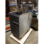 IMPERIAL DUAL BASKET STAINLESS STEEL COMMERCIAL FRYER