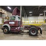 NAVISTAR TRACTOR TRUCK, MODEL 8100, 4 X 2, VIN 1HSHBAHN3SH316844, SINGLE AXLE, DAY CAB, EATON FULLER