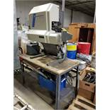 SPEEDY PACKER FOAM IN BAG PACKAGING MACHINE, S/N- SP3-1658, SINGLE PHASE, 200/240V, 18'' WINDOW, &