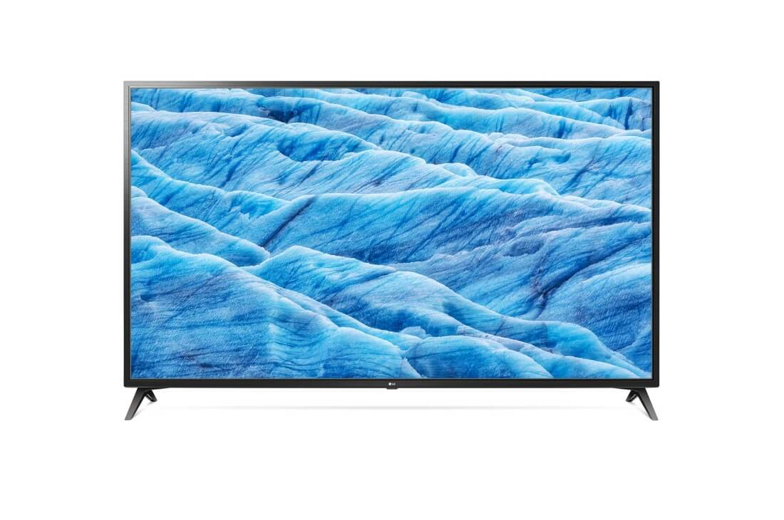 Lot 16507 - + VAT Grade A LG 70 Inch ACTIVE HDR 4K ULTRA HD LED SMART TV WITH FREEVIEW HD & WEBOS & WIFI - AI