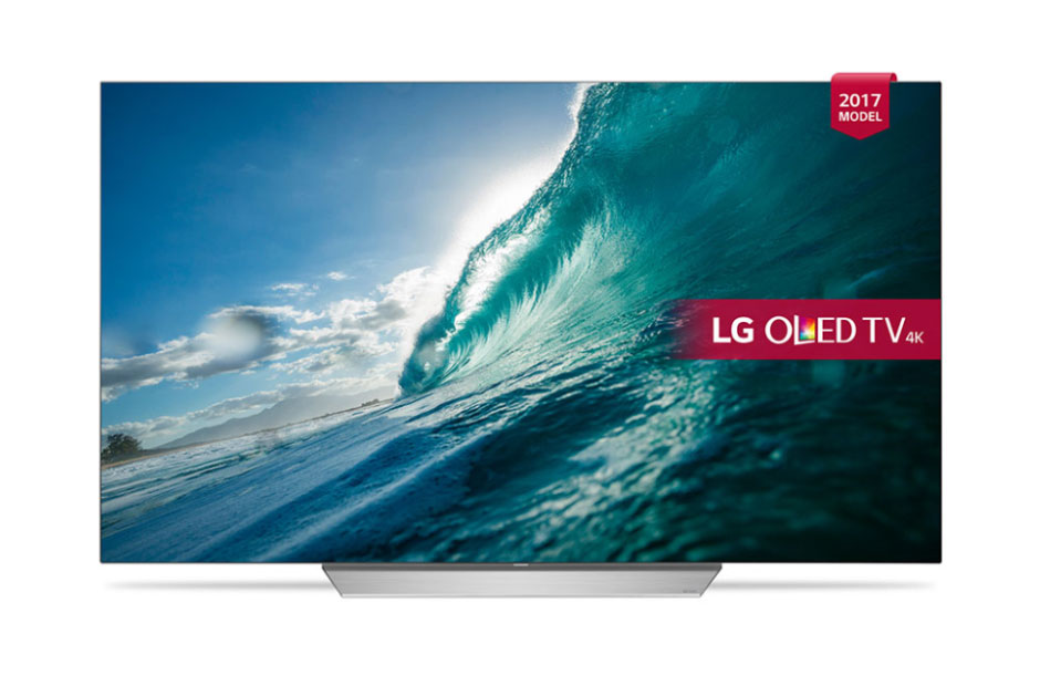 Lot 16000 - + VAT Grade A LG 55 Inch FLAT OLED ACTIVE HDR 4K UHD SMART TV WITH FREEVIEW HD & WEBOS 3.5 & WIFI -