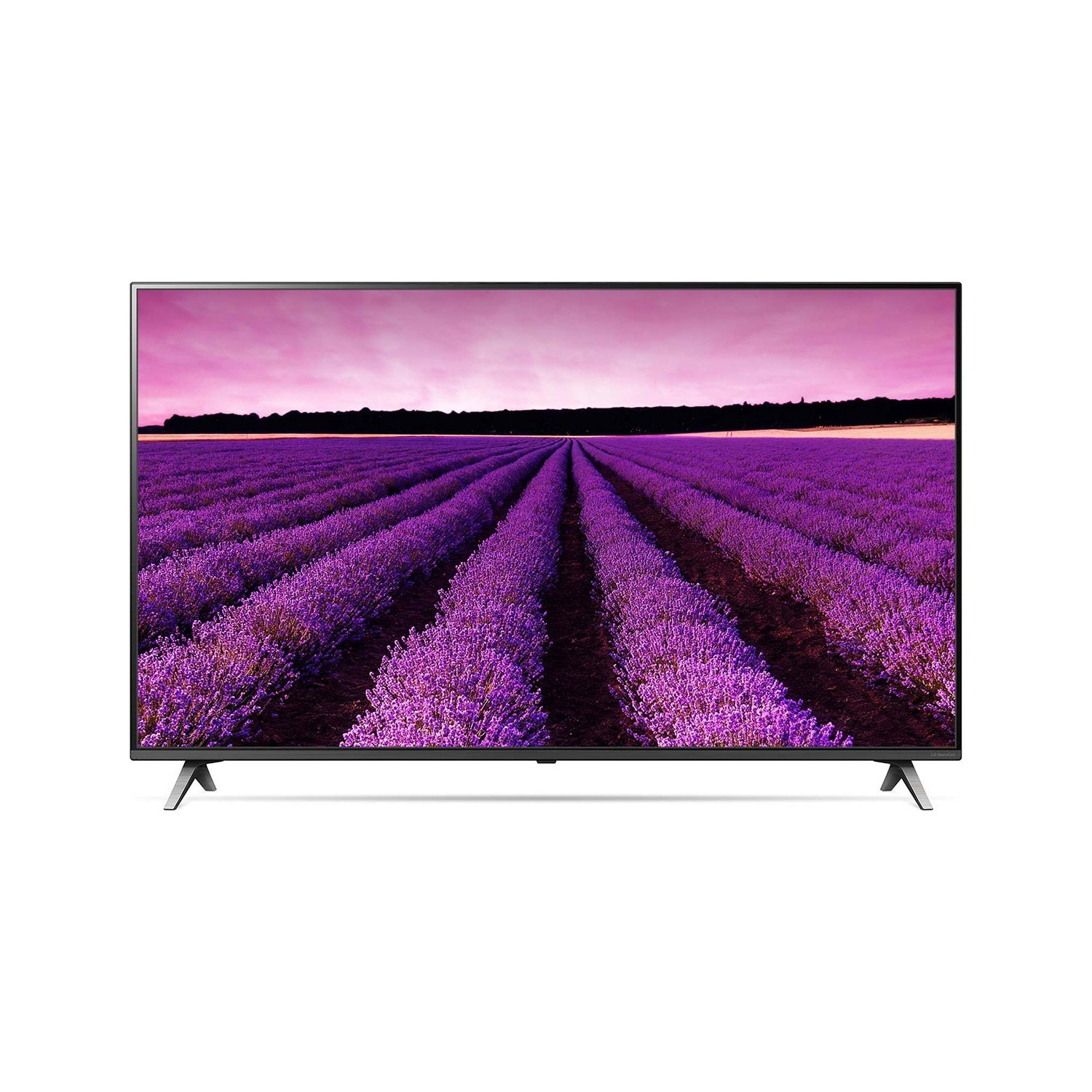 Lot 16015 - + VAT Grade A LG 49 Inch ACTIVE HDR 4K SUPER ULTRA HD NANO LED SMART TV WITH FREEVIEW HD & WEBOS &