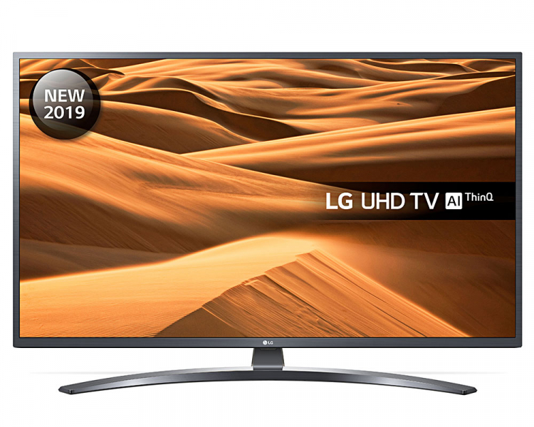 Lot 16510 - + VAT Grade A LG 65 Inch ACTIVE HDR 4K ULTRA HD LED SMART TV WITH FREEVIEW HD & WEBOS & WIFI - AI