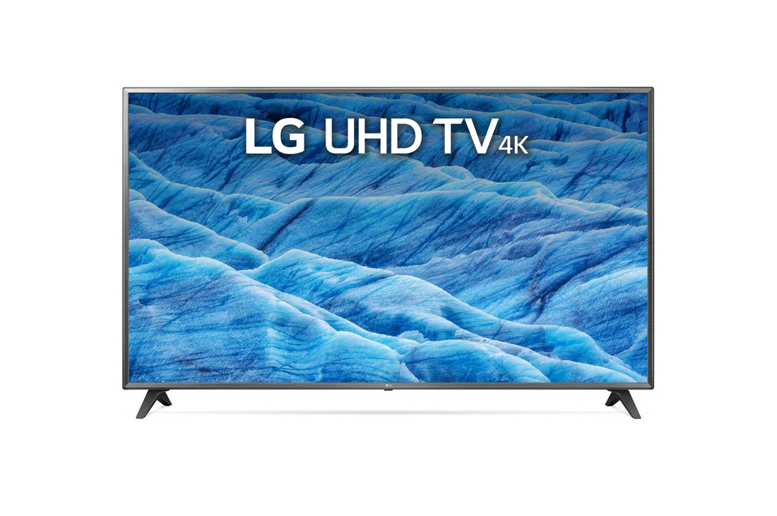 Lot 16508 - + VAT Grade A LG 75 Inch ACTIVE HDR 4K ULTRA HD LED SMART TV WITH FREEVIEW HD & WEBOS & WIFI - AI
