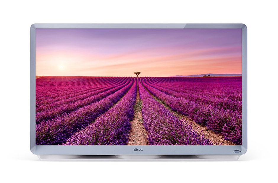 Lot 16028 - + VAT Grade A LG 27 Inch FULL HD LED MONITOR - HDMI, D-SUB 27TK600V-WZ