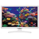 + VAT Grade A LG 24 Inch HD READY LED TV WITH FREEVIEW HD - WHITE 24TK410V-WZ